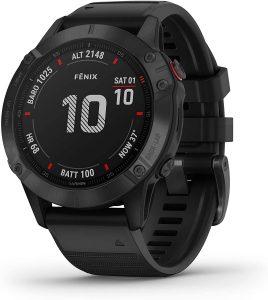 Garmin Fenix running watch