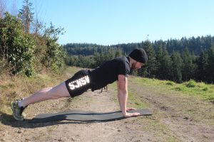 core strength training for trail runners