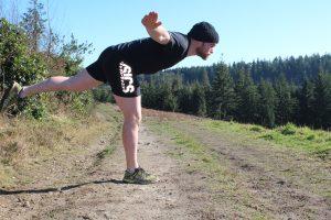 core balance exercises