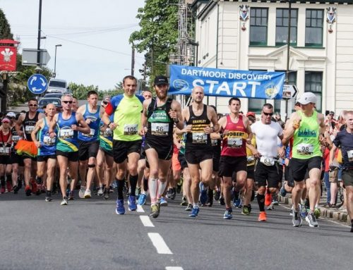 The View From the Front – Winning an Ultra Marathon